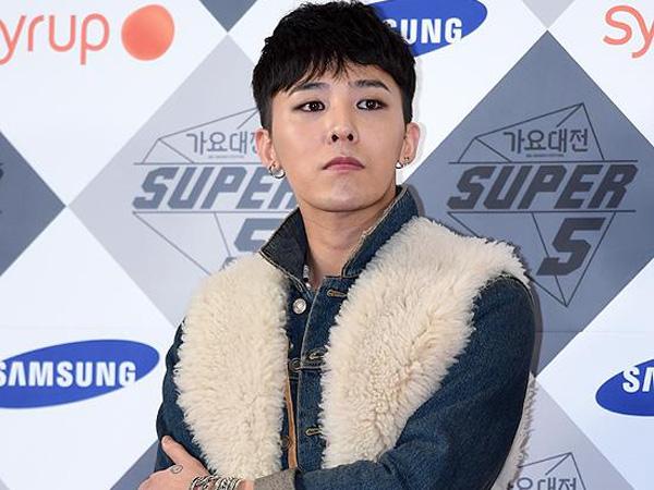 G-Dragon Ungkap Rencana Besar untuk Big Bang di Tahun 2015