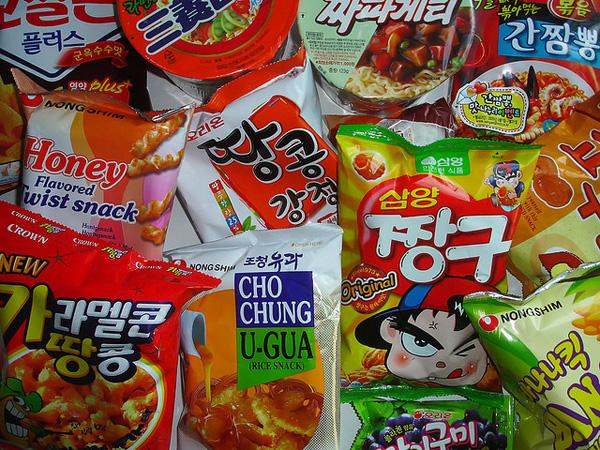 Ini Dia 10 Jajanan Korea yang Paling Populer