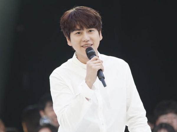 Kyuhyun Diumumkan Jadi Bintang Tamu Super K-Pop Festival Indonesia 2019