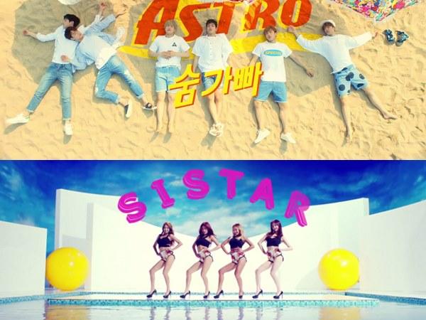 Rekomendasi 5 Lagu K-Pop Ikonik Musim Panas (Part 2)