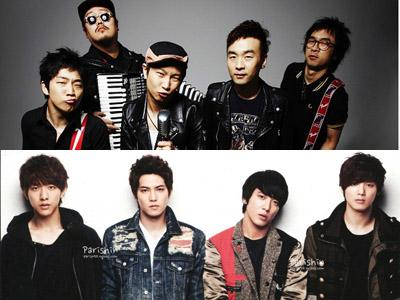 Dianggap Gunakan Lagunya Tanpa Izin, Grup Band Crying Nut Tuntut CNBLUE
