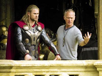 Sutradara Avengers Selamatkan Naskah Thor 2
