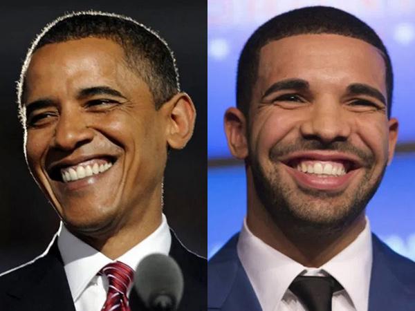 Barack Obama Setuju Jika Drake Perankan Dirinya di Film