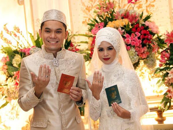 Resmi Menikah, Begini Perjuangan Ben Kasyafani Memikat Hati Ines