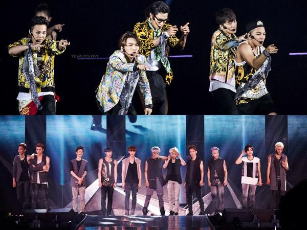 Big Bang, EXO, dan Idola K-Pop Lainnya Siap Tampil Ramaikan 'Incheon Asian Games 2014'!