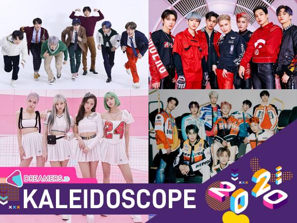 Hanya 14 Album K-Pop yang Berhasil Masuk Chart Billboard 200 Tahun Ini