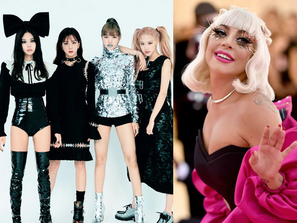 BLACKPINK Dikonfirmasi Jadi Featuring di Album Baru Lady Gaga