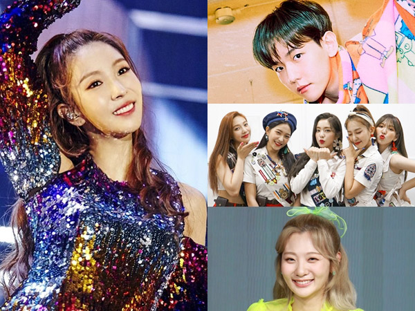 SM STATION Rilis Proyek 20 Tahun Debut BoA Bareng Deretan Penyanyi Ini