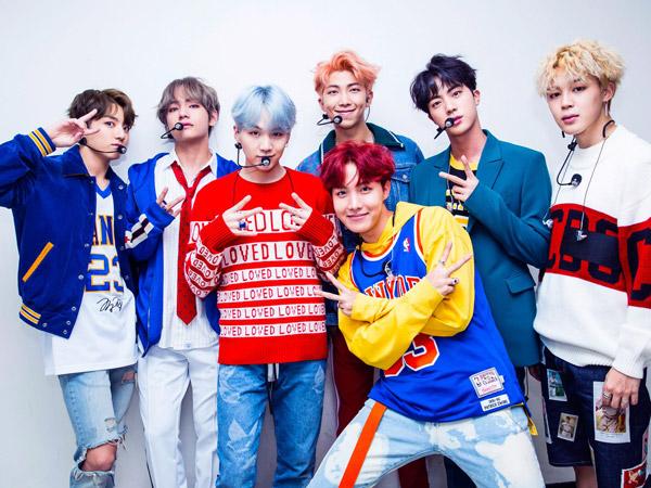 BTS Pecahkan Rekor dengan MV 'DNA' yang Sudah Capai 1 Miliar Views!