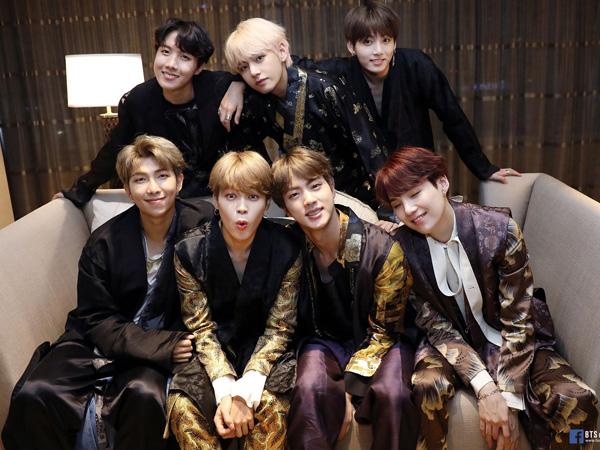 BTS Jadi Artis Termuda yang Dapat Penghargaan Khusus dari Pemerintah Korea
