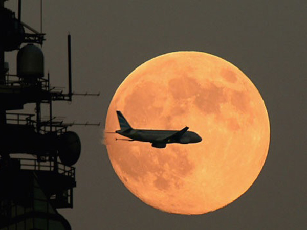 Siap Saksikan Fenomena Harvest Moon Nanti Malam?