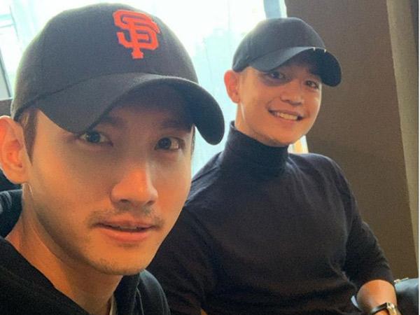 Changmin Posting Foto Bareng Minho yang Libur Wamil