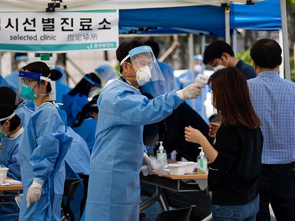 Grafik Meningkat, Penyebaran Virus Corona di Seoul Memburuk Sepekan Terakhir