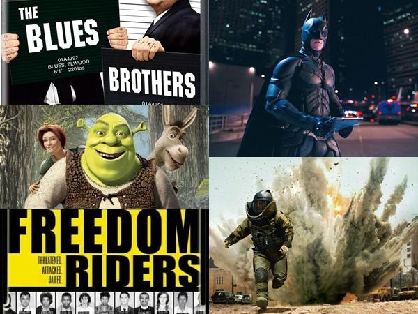 Daftar 'National Film Registry 2020', Batman 'The Dark Night' Hingga Animasi 'Shrek'