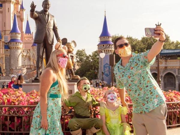 Disneyland Florida Tetapkan Peraturan Baru di Tengah New Normal