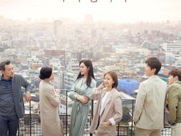 Drama 'My Unfamiliar Family' Rilis Poster dan Jelaskan Detail Karakter Pemainnya