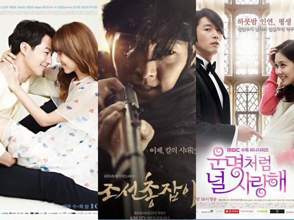 Tiga Drama Top Korea Bersaing di Minggu Ini, Mana Yang Berhasil Merajai Ratingnya?
