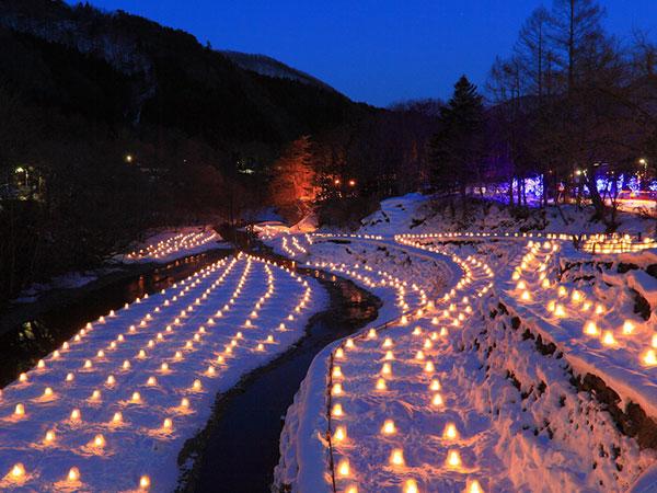 Yuk, Catat 5 Festival Salju Paling Seru yang Bisa Kamu Kunjungi di Jepang!