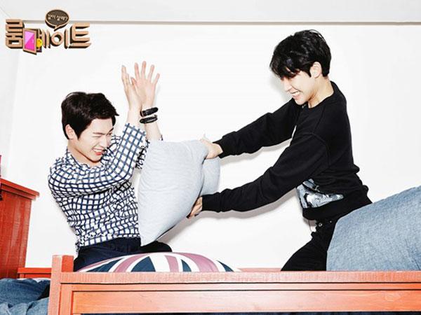 Wah, Flower Brothers SBS 'Roommate' Bertengkar Karena Cemburu?