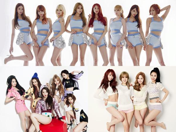 Tujuh Girl Group K-Pop Ini Juga Pantas Dapat Popularitas yang Lebih