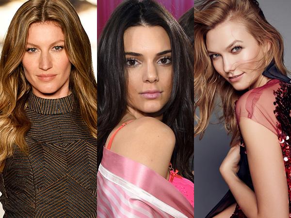 Gisele Bundchen Hingga Kendall Jenner, Inilah Lima Supermodel Termahal di Tahun 2016