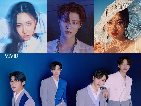 Parade Perilisan Lagu Baru K-Pop dalam Sehari: Woodz, Hwasa, Sunmi, Hingga AB6IX