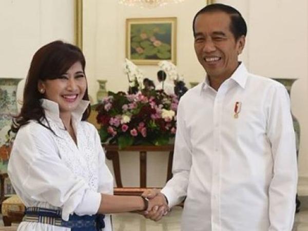 Siapa Ike Muti, Artis yang Disomasi Pemprov DKI Jakarta?