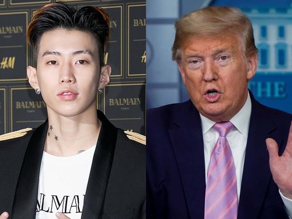 Jay Park Kritik Habis Pernyataan Rasis Donald Trump Soal Virus Corona