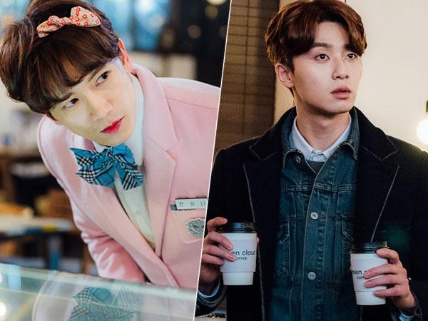 Jadi Pasangan Unik, Ji Sung dan Park Seo Joon Menangkan MBC 'Best Couple Awards'!