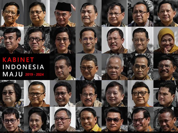 Gaji Menteri, Staf Khusus Presiden Sampai Bos BUMN, Siapa Sih Tertinggi?