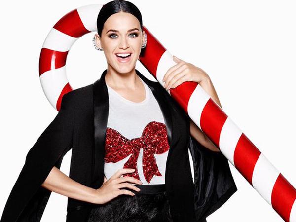 Comeback, Katy Perry akan Rilis Lagu Natal