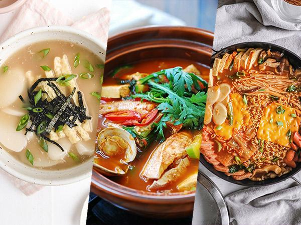 Makin Kekoreaan, Kenali Perbedaan Sup Khas Korea Guk, Tang, Jjigae, dan Jeongol