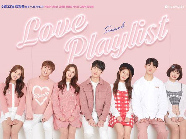 Reboot Web Drama 'Love Playlist' Dikabarkan Tengah Digarap, Siapa Pemainnya?