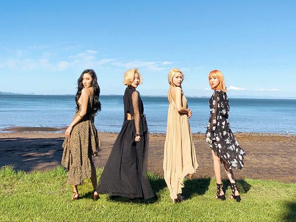 Jajal Genre Baru, MAMAMOO Tampil Elegan dan Swag di MV Comeback Mini Album Keenam