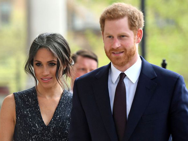 Gelar Bangsawan Pangeran Harry dan Meghan Markle Resmi Dicopot