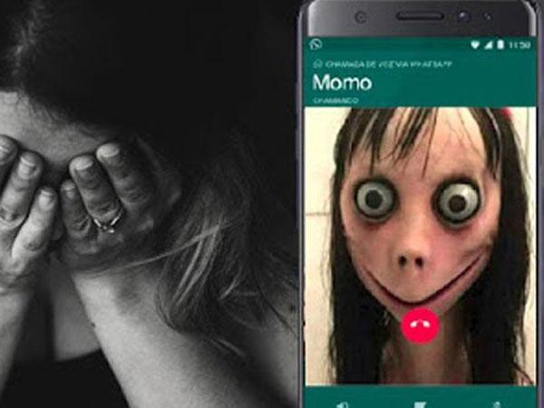 Waspadai Momo Challenge yang Tantang Kaum Milenial Lakukan Bunuh Diri