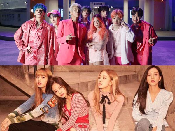 BTS Masuk 4 Nominasi, MTV VMA 2019 Punya Kategori K-Pop untuk Pertama Kalinya