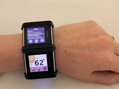 Inilah Konsep Jam Tangan Pintar Nokia yang Bocor di Dunia Maya