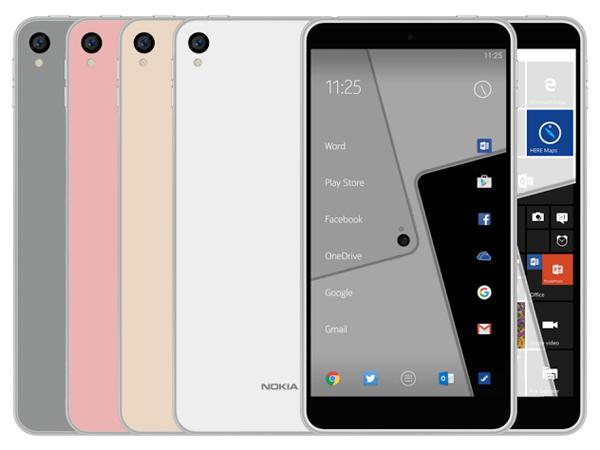 Nokia Kembali Buat Ponsel Android, Punya Teknologi Canggih Seperti Samsung Galaxy S7