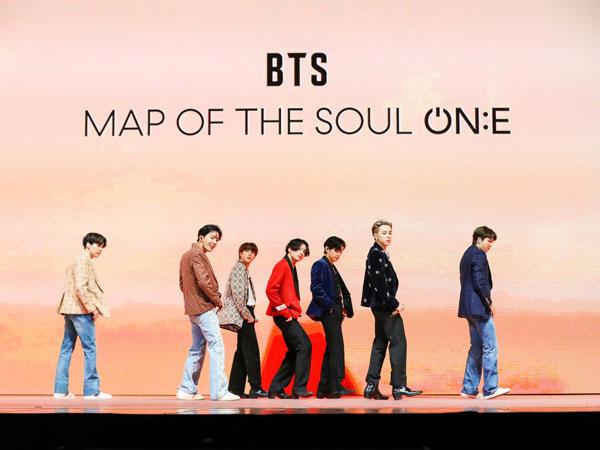 BTS 'Map of the Soul ON:E' Tetapkan Standar Baru Konser Virtual
