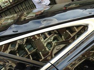 Wow, Pantulan Cahaya Gedung Lelehkan Mobil di Inggris