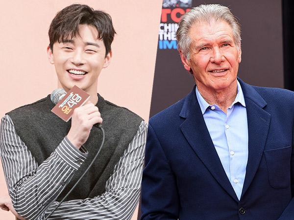 Turis Asing Sebut Ketampanan Park Seo Joon Setara Aktor Hollywood Harrison Ford