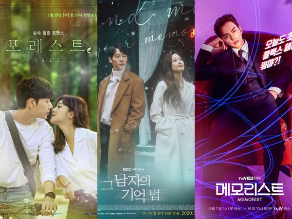 'Forest' Tamat, Sengitnya Persaingan Rating Drama Rabu-Kamis