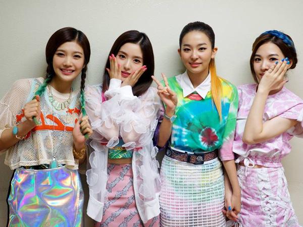 Ini Ungkapan Perasaan Red Velvet Debut Sebagai Girl Group Baru SM Entertainment