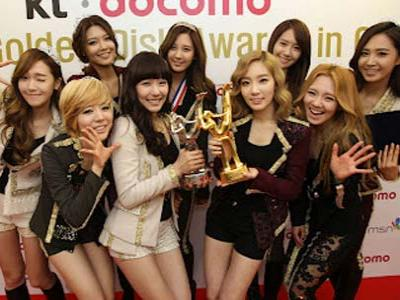 SNSD & T-ara Dapat Penghargaan Golden Disc Jepang