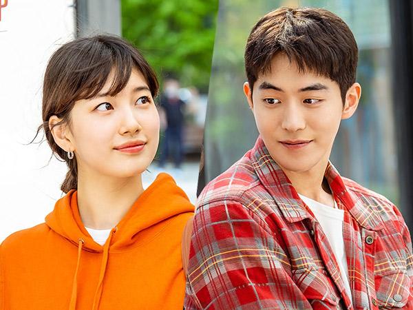 Suzy dan Nam Joo Hyuk Saling Berbagi Tatapan Manis di Drama 'Start-up'