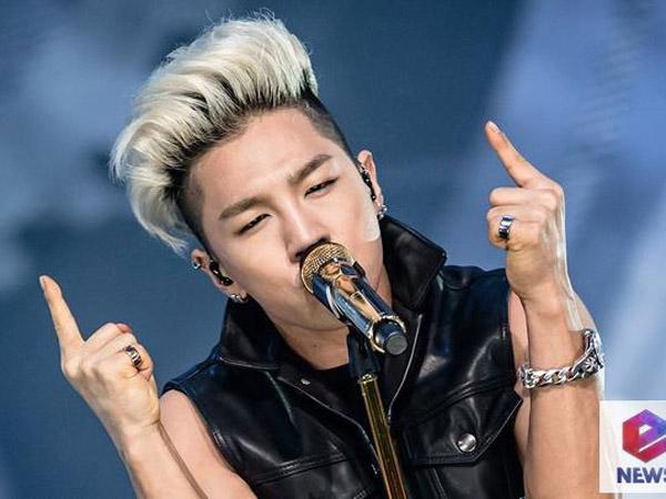Wow, Taeyang Masuk Peringkat Tertinggi Ke-3 di Chart Billboard!