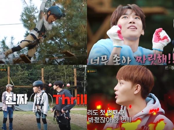 NCT LIFE in Chuncheon & Hongcheon Ep 13: Tantangan di Ketinggian 9 Meter, Siapa Paling Berani?