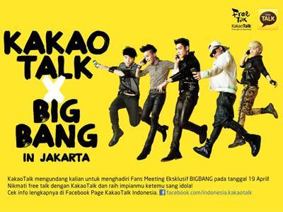 Ribuan Fans Sudah Padati JIExpo Kemayoran untuk Fan Meeting Big Bang!