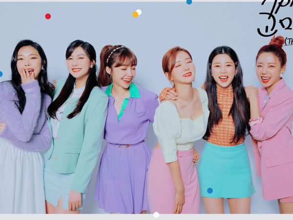 Happy Anniversary, Apink Rayakan 10 Tahun Debut Lewat Lagu Spesial 'Thank You'